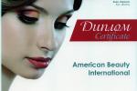 Диплом InterCharm Украина 2013. XII Международная выставка парфюмерии и косметики